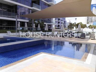 1 Bedroom Flat for Rent in DAMAC Hills (Akoya by DAMAC), Dubai - Mid Floor 1 Bedroom Apartment with Partial Golf Views