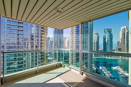 3 Bedroom Flat For In Dubai Marina Original 6 Tower 3br