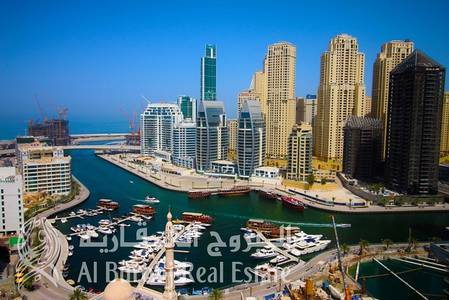 1 Bedroom Flat for Sale in Dubai Marina, Dubai - The Best Unit in Escan Tower- Full Marina View