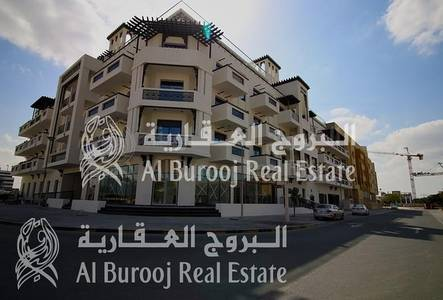 Shop for Rent in Jumeirah Village Triangle (JVT), Dubai - Plazzo Residence,JVT-Retail Shop in front of Upcoming Mall