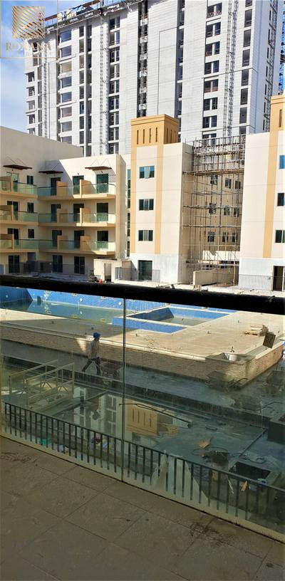 Studio for Sale in Jumeirah Village Circle (JVC), Dubai - Studio apartment for Sale with a nice view  facing the Pool