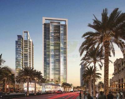 2 Bedroom Apartment for Sale in Downtown Dubai, Dubai - Investor deal!! Front facing 2br at best price