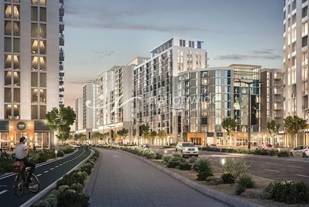 3 Bedroom Flat for Sale in Al Ghadeer, Abu Dhabi - 3BR Apt with 3% DP in the New Al Ghadeer
