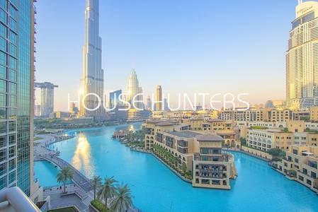 3 Bedroom Apartment for Rent in Downtown Dubai, Dubai - 3 bedroom| Amazing Views| Burj Residence