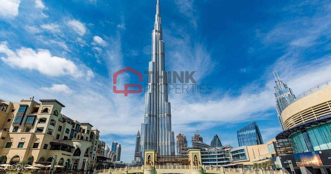 Type A 2BR For Rent 175K in Burj Khalifa