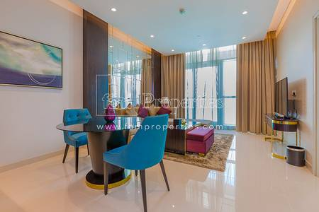 1 Bedroom Flat for Rent in Downtown Dubai, Dubai - Brand New Stylish 1 Bedroom in Downtown!