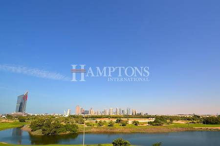3 Bedroom Apartment for Rent in The Hills, Dubai - Brand New | 3BR + Maid | Golf Course View