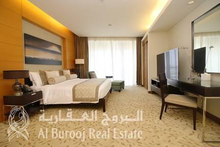 Studio for Rent in Downtown Dubai, Dubai - 5 Star Hotel Unit at The Address Dubai Mall Residences