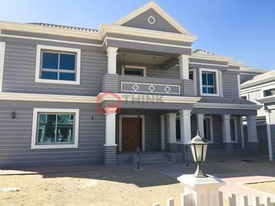5 Bedroom Villa for Rent in Dubailand, Dubai - Rare New World Type-5 Bed Spacious Villa