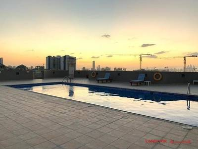 Studio for Rent in Arjan, Dubai - Soothing Ambiance  Huge Furnished Studio