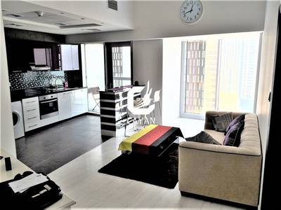 1 Bedroom Flat for Rent in Dubai Marina, Dubai - Fully Furnished With Marina and Sea View