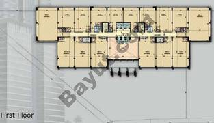 Typical 1st Floor Plan