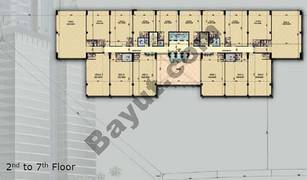Typical Floor Plan 2nd to 7th