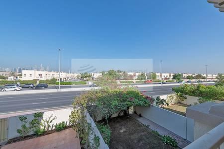 فیلا 2 غرفة نوم للايجار في الينابيع، دبي - Lovely Garden 2 BR+M | Springs Community