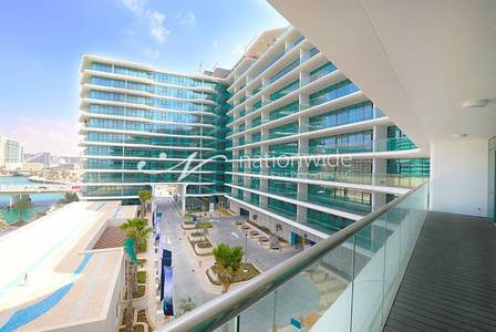 1 Bedroom Flat for Sale in Al Raha Beach, Abu Dhabi - Hot Deal 1 BR Apartment + Stunning Views