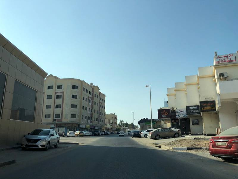 RESIDENTIAL PLOT FOR SALE IN AL RASHIDIYA 3