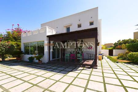 4 Bedroom Villa for Rent in The Meadows, Dubai - Upgraded