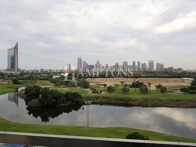 3 Bedroom Flat for Rent in The Hills, Dubai - Brand New | Mid Floor | Golf Course View