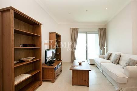 1 Bedroom Apartment for Rent in Dubai Marina, Dubai - Cozy 1BR | Chiller & Gas Free | Golf View