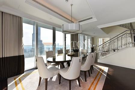 3 Bedroom Apartment for Rent in Downtown Dubai, Dubai - JawDropping 3BR Penthouse | Burj Khalifa View
