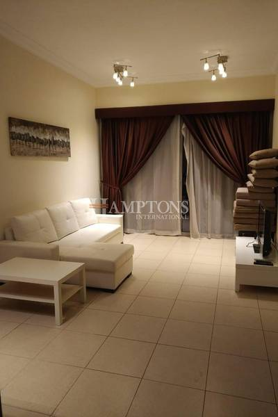 2 Bedroom Apartment for Rent in Downtown Dubai, Dubai - Fully Furnished | Large 2BR + Balcony
