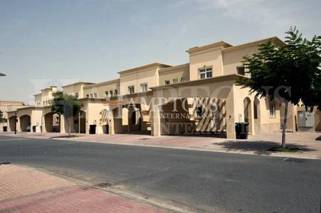 2 Bedroom Townhouse for Rent in The Springs, Dubai - Lake View 2BR + Maids | Springs 6