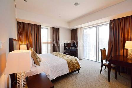 1 Bedroom Flat for Rent in Dubai Marina, Dubai - Serviced / Furnished 1BR | Address Marina