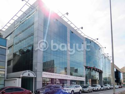 Office for Rent in Bur Dubai, Dubai - FITTED!!OFFICES FOR RENT NEAR OUD METHA METRO STATION
