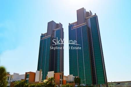 1 Bedroom Flat for Sale in Al Reem Island, Abu Dhabi - 1-bedroom-apartment-mag-5-marinasquare-reemisland-abudhabi-uae