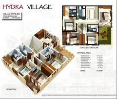 1st Floor 4 Bedroom Villa Type B1