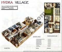 1st Floor 4 Bedroom Villa Type A2