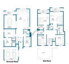 3 B/r+ M room Villa - 3,488 sqft