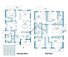 5 bedroom Villa - 3,908 sqft