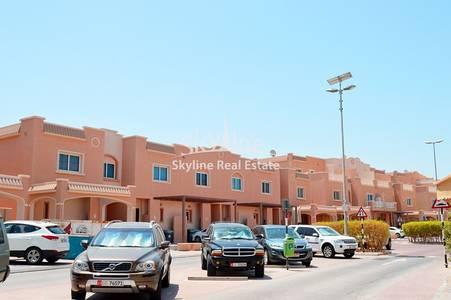 2 Bedroom Villa for Rent in Al Reef, Abu Dhabi - 2-bedroom-villa-mediterranean-style-reefv illas-abudhabi-uae