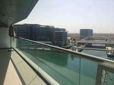 2 Bedroom Flat for Rent in Al Raha Beach, Abu Dhabi - 2 bedroom with the perfect sea view