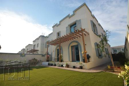 4 Bedroom Villa for Sale in Dubailand, Dubai - 4 Bedroom Agean End Townhouse