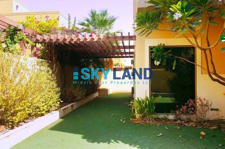 4 Bedroom Villa for Rent in Al Raha Gardens, Abu Dhabi - real price! 4beds + study private garden