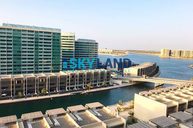 10 sea view ! luxury 1bed apt in high floor