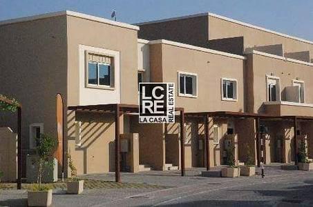 3 Bedroom Villa for Sale in Al Reef, Abu Dhabi - SINGLE ROW AND HUGE 3 BR VILLA IN AL REEF