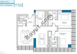 2 Bedroom Unit 5