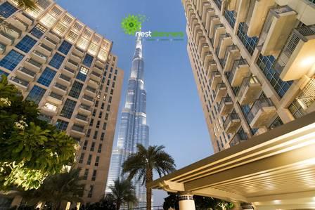 Partial Burj Facing |1 Bedroom Low Price