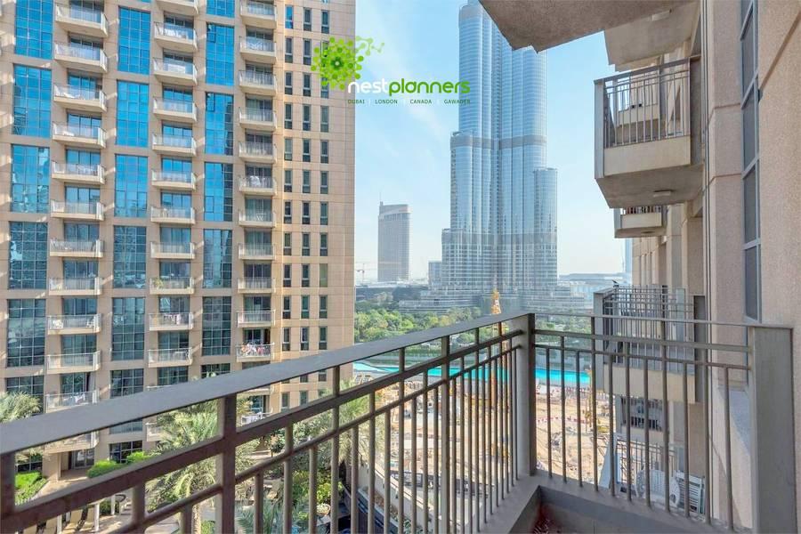 2 Partial Burj Facing |1 Bedroom Low Price