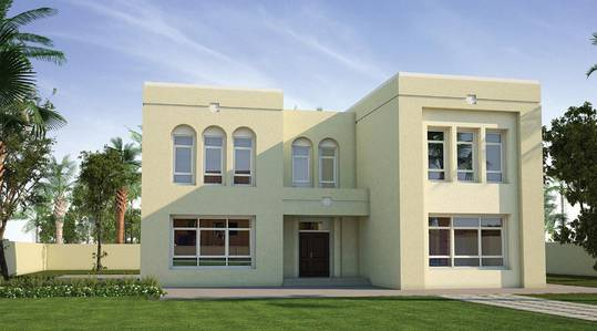 Villa With 100%DLD / 3 Years Installment OR 100% Bank Finance((Exclusive))