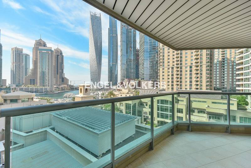 12 Marina View | Vacant | Spacious Balcony.