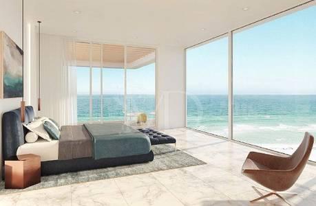 3 Bedroom Apartment for Sale in Saadiyat Island, Abu Dhabi - Waterfront full sea view Secondary sale.