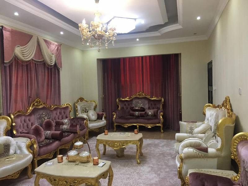 villa for rent in ajman very good location