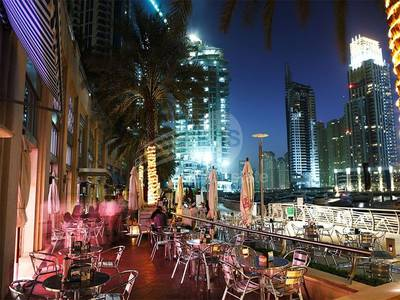 Shop for Rent in Dubai Marina, Dubai - 2 Restaurant  Concept with shisha license