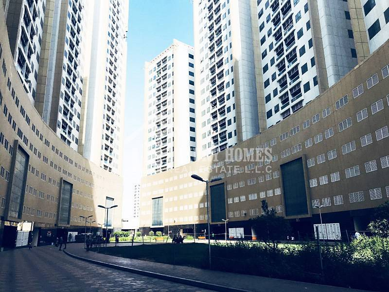 Spacious 1 BHK Flat for Rent in Pearl Towers, Ajman