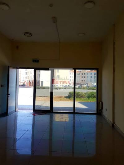 Office for Rent in International City, Dubai - LOWEST PRICE SHOP FOR RENT IN RUSSIA  CLUSTER  IN IC ONLY 25000/6