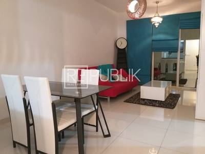 1 Bedroom Apartment for Rent in Al Reem Island, Abu Dhabi - Vacant Now 1BR Fully Furnished Apartment